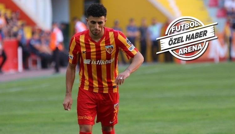 Kayserisporlu Bilal Başacıkoğlu, FutbolArena'ya konuştu