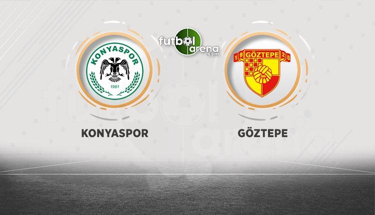 Konyaspor Göztepe canlı ve şifresiz izle (Konyaspor Göztepe beIN Sports İZLE)