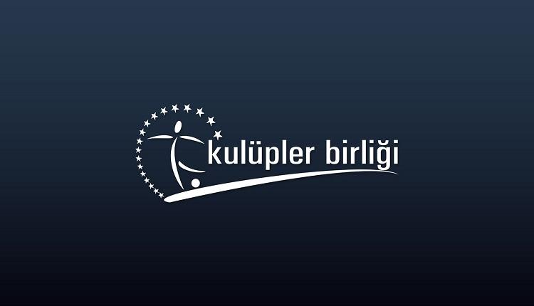Kulüpler Birliği'nden flaş Galatasaray açıklaması!