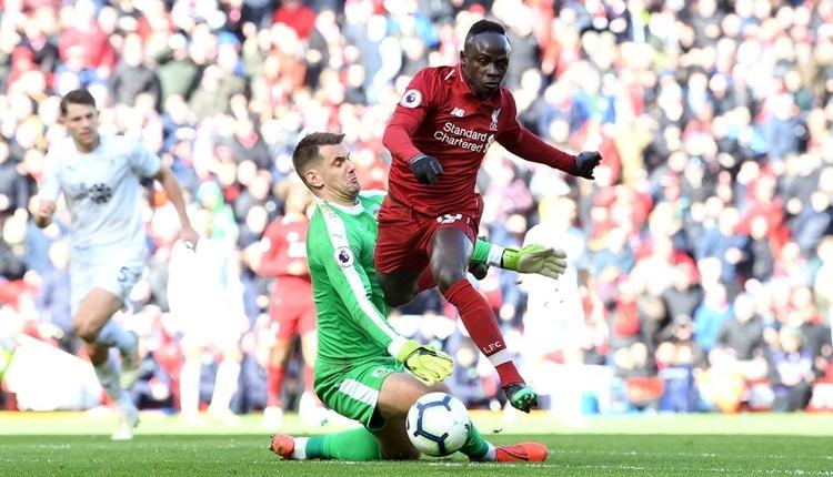 Liverpool 4-2 Burnley maç özeti ve golleri (İZLE)