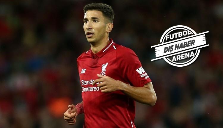 Liverpool'un yıldızı  Marko Grujic'ten Galatasaray yanıtı