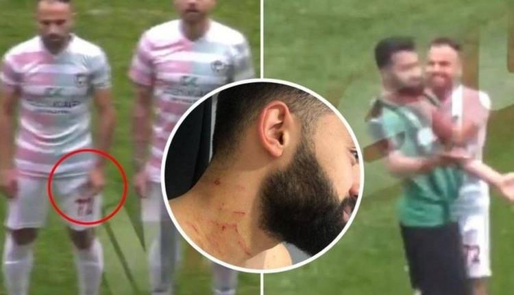 Mansur Çalar futboldan men edildi! PFDK kararı açıklandı