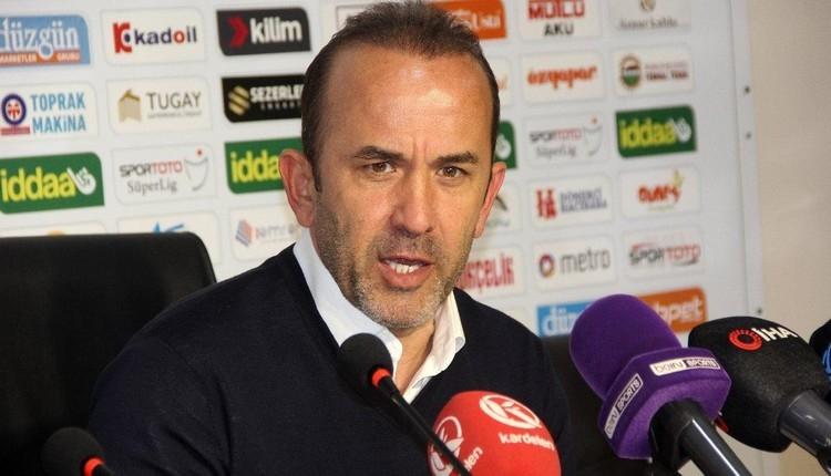 Mehmet Özdilek açıkladı! 'Beşiktaş'tan teklif'
