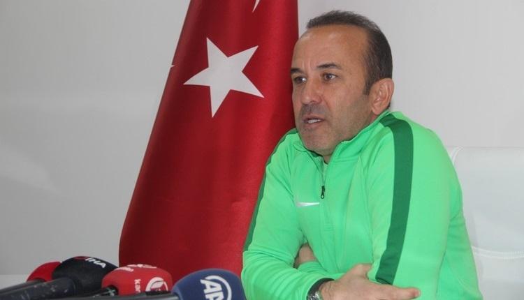 Mehmet Özdilek'ten Galatasaray itirafı! 'En güçlü takım'