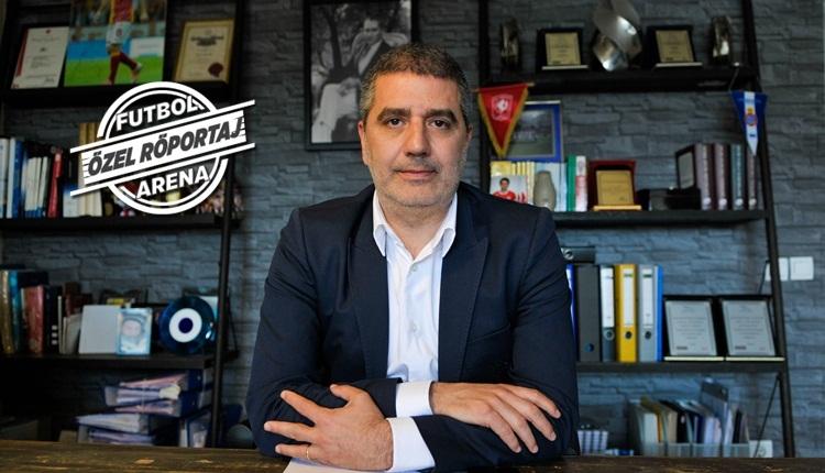 Batur Altıparmak, FutbolArena'ya konuştu! Cengiz Ünder itirafı