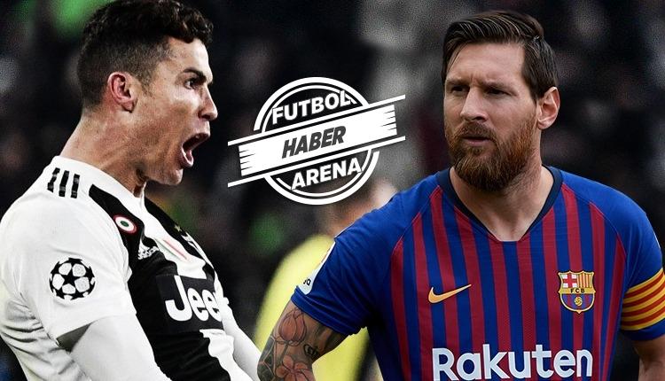Messi mi, Ronaldo mu? Tartışma yeniden başladı
