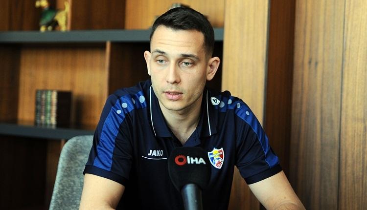 Moldova, Başakşehir'in şampiyon olmasını istiyor!