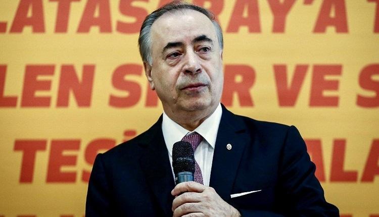 Mustafa Cengiz'e Genel Kurulda: