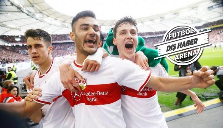 Ozan Kabak, Bundesliga'yı salladı!