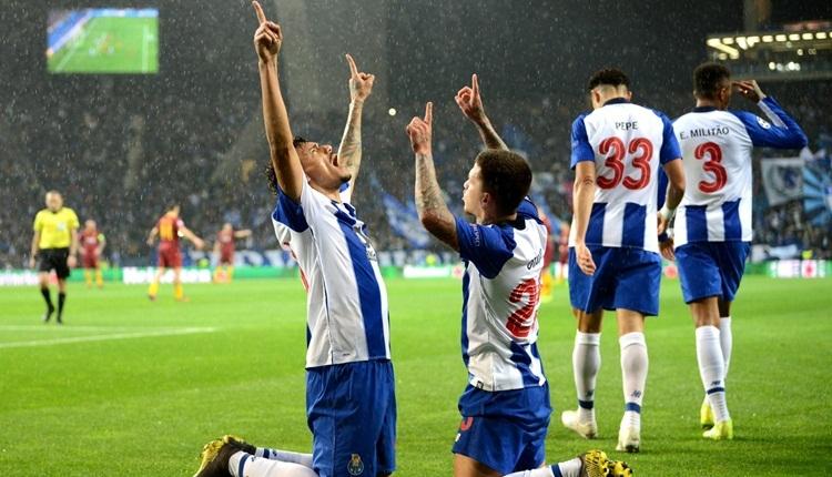 Porto 3-1 Roma maç özeti ve golleri (İZLE)