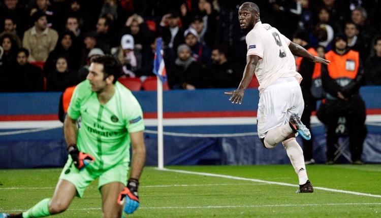 PSG 1-3 Manchester United maç özeti ve golleri (İZLE)
