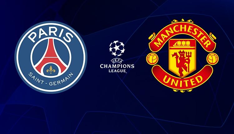 PSG Manchester United canlı ve şifresiz izle (PSG Manchester United beIN Sports İZLE)