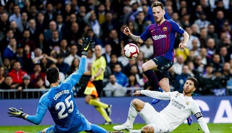 Real Madrid 0-1 Barcelona maç özeti ve golü (İZLE)