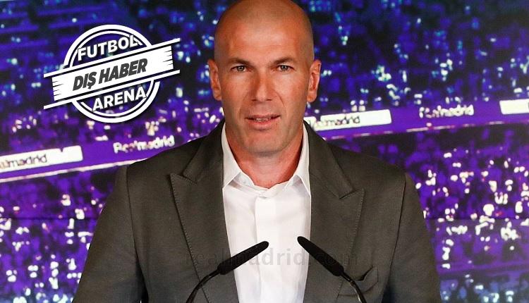 Real Madrid'de yeniden Zidane dönemi! İşte ilk sözleri