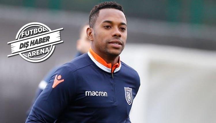 Robinho'dan transfer açıklaması! 'Dönmek isterim'