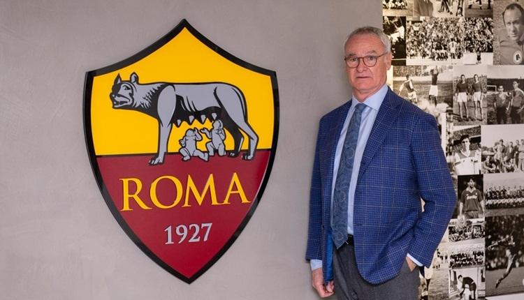 Roma, Claudio Ranieri anlaşmasını resmen açıkladı