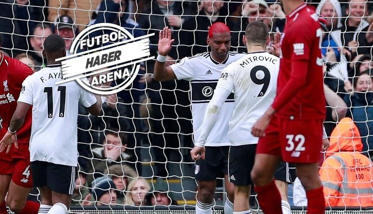 Ryan Babel'den Fulham - Liverpool maçına damga vuran gol