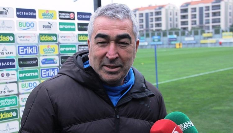 Samet Aybaba'dan Galatasaray sözleri! 'Zaafları var'