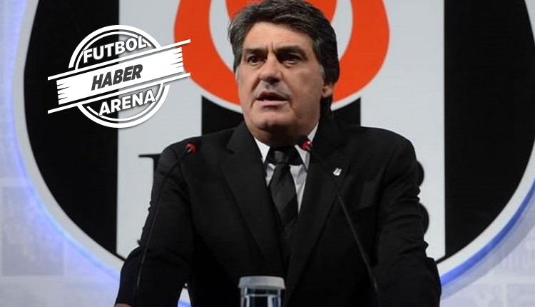 Beşiktaş İkinci Başkanı Serdal Adalı'dan istifa iddialarına cevap