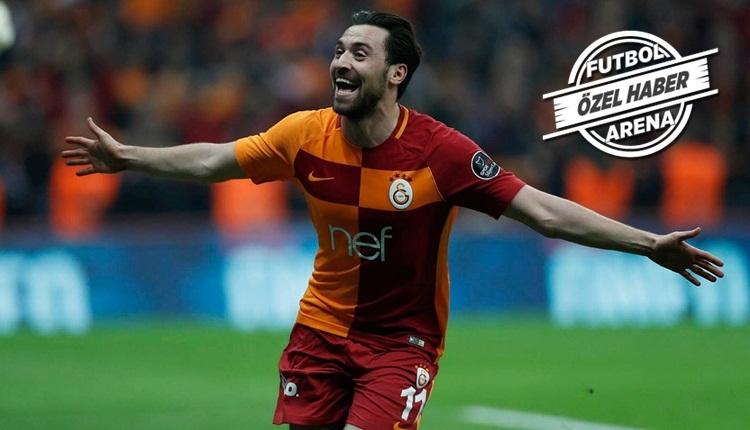 Sinan Gümüş'ün Galatasaray'dan istediği maaş