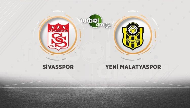 Sivasspor - Yeni Malatyaspor canlı izle (BeIN Sports canlı izle)