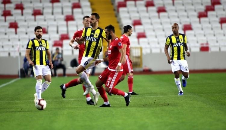 Sivasspor'un uçağına yıldırım isabet etti! Fenerbahçe öncesi talihsizlik