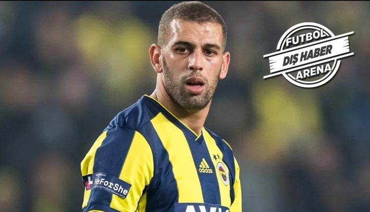 Slimani için transferde Olympiakos sürprizi