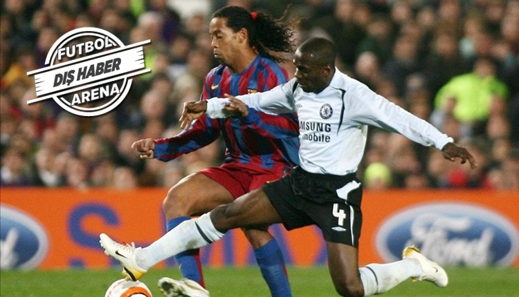 Şok açıklama! Ronaldinho'yu bacaklarını kırmakla tehdit etti