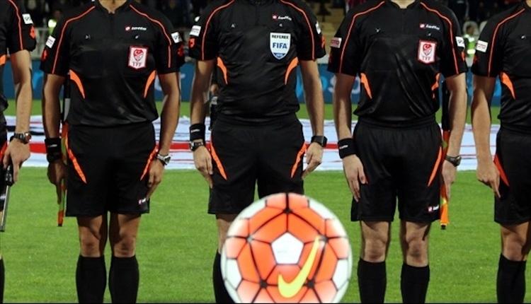 Süper Lig'de haftanın hakemleri! MHK'den dikkat çeken kararlar