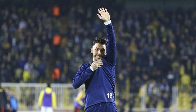 Tolgay Arslan: 'Beşiktaş'ı unuttum'