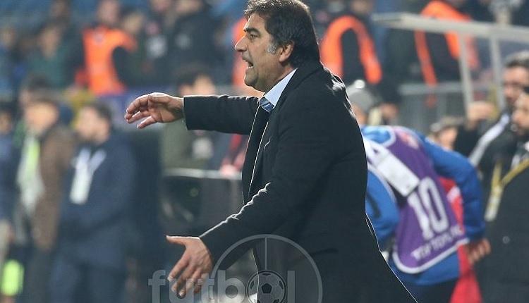 Trabzonspor Kasımpaşa'da neden kazanamadı? Ünal Karaman'a göre gerekçeleri