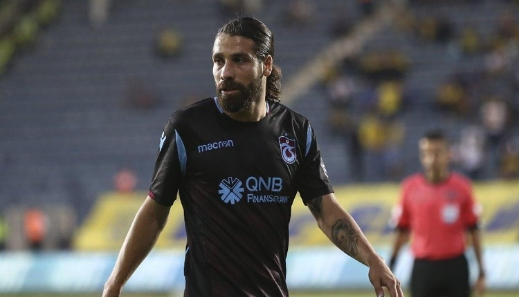 Trabzonspor'da Olcay Şahan affedildi mi?