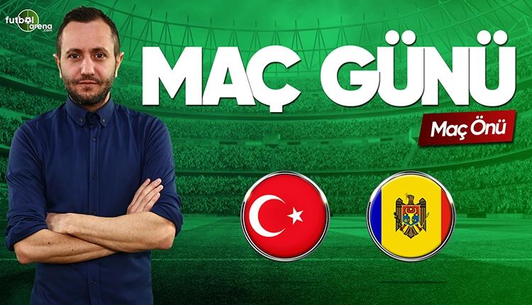 Türkiye - Moldova canlı izle | FutbolArena canlı yayın