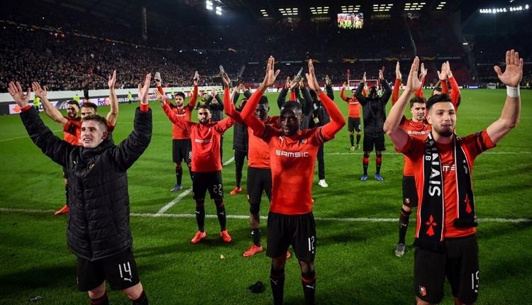 UEFA Avrupa Ligi maç sonuçları - Arsenal, Rennes deplasmanında yenildi (7 Mart 2019)