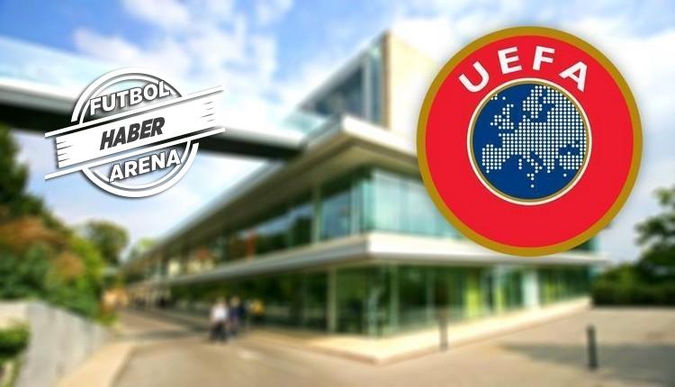 UEFA harekete geçti! Galatasaray'dan rapor istedi