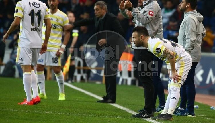 Valbuena oyuna girdikten sonra sakatlandı! Son durumu