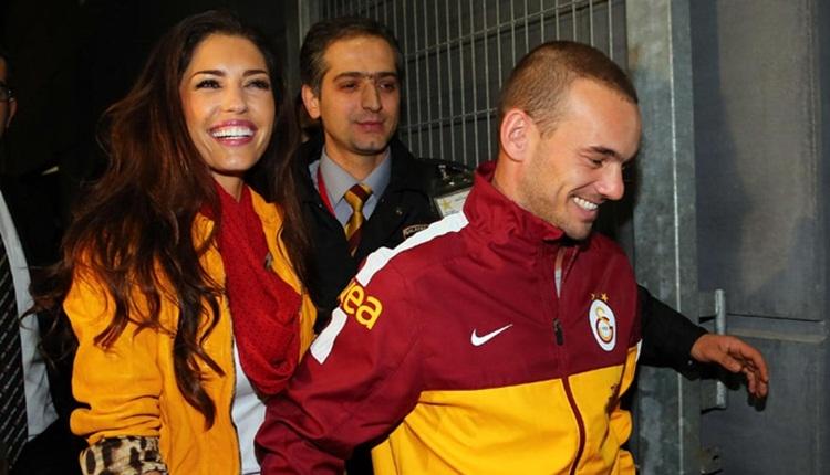 Wesley Sneijder: 'Her şeyi berbat ettim'