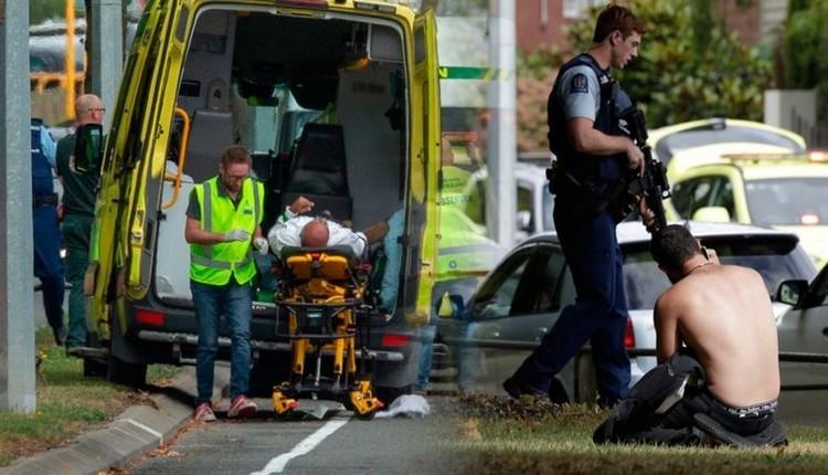 Yeni Zelanda'daki alçak saldırıya lanet! (Camiye terör saldırısı)