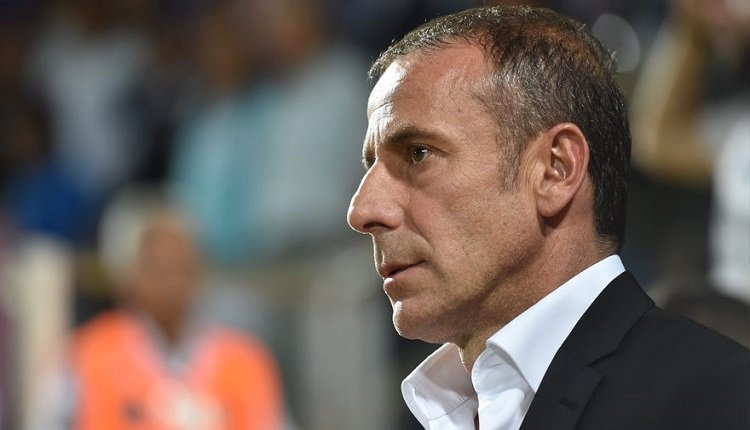 Abdullah Avcı Beşiktaş sorusuna cevap verdi