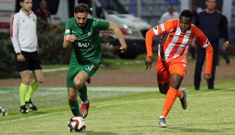 Adanaspor 3-4 Denizlispor maç özeti ve golleri (İZLE)