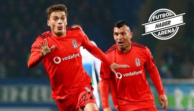 Adem Ljajic'ten Rizespor maçında muhteşem performans (İZLE)