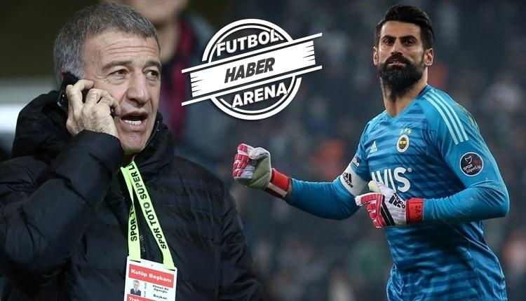 Ahmet Ağaoğlu'ndan Volkan'a cevap: 'Hadi aldır da göreyim seni!'