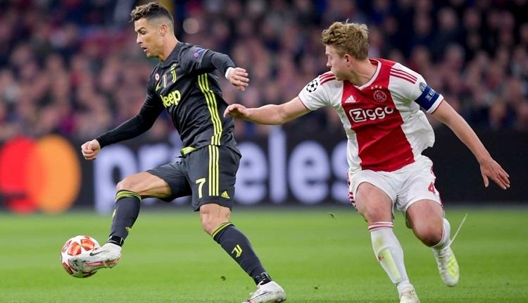 Ajax 1-1 Juventus maç özeti ve golleri (İZLE)