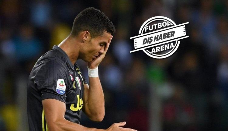 Ajax taraftarları Ronaldo ve arkadaşlarını uykusuz bıraktı
