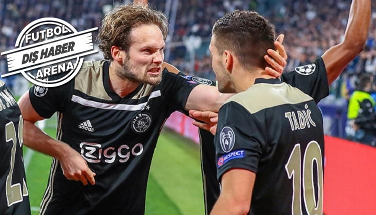Ajax'tan Şampiyonlar Ligi'nde dev gelir