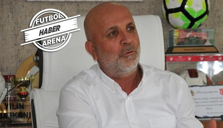Alanyaspor Başkanı Çavuşoğlu kazayı anlattı: 'Şoförler uyumuş'