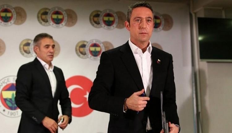 Ali Koç'tan Ersun Yanal için Galatasaray itirafı! 'Çok şaşırdım'