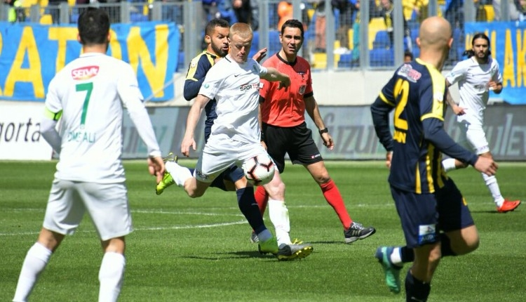Ankaragücü 0-0 Konyaspor maç özeti İZLE