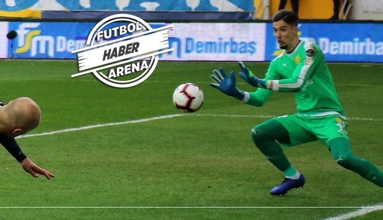 Ankaragücü'nde Fenerbahçe'ye karşı Altay mucizesi