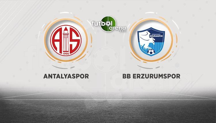 Antalyaspor Erzurumspor canlı şifresiz izle (Antalyaspor Erzurumspor beIN Sports canlı izle)